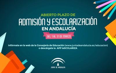 Escolarización 2019/2020